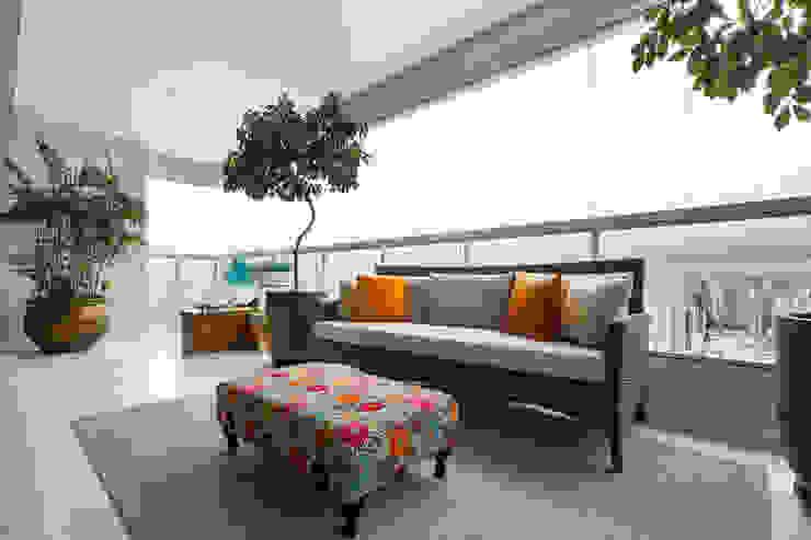 Moderne Häuser von Casa Mansur Modern