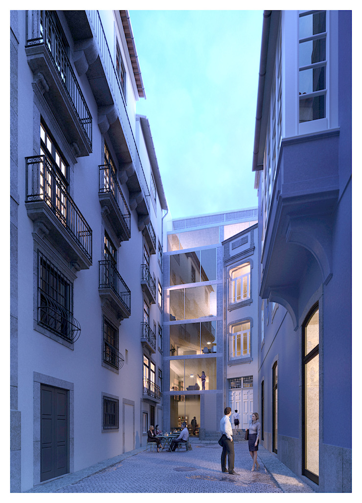 1610H mah Casas modernas por Jj Soares arquiteto Moderno