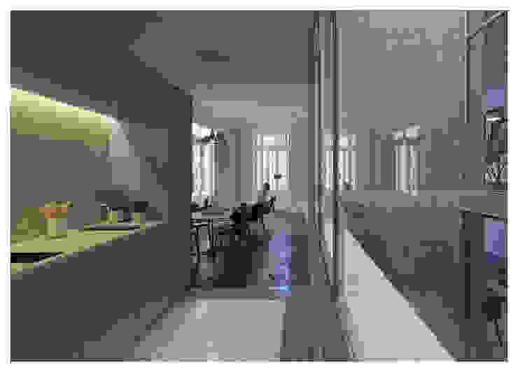 1610H mah Cozinhas modernas por Jj Soares arquiteto Moderno
