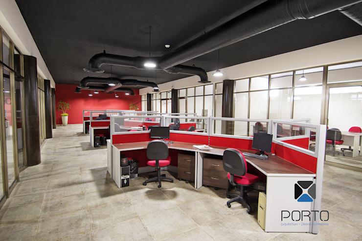 """""""Proyecto PE31"""" Estudios y despachos industriales de PORTO Arquitectura + Diseño de Interiores Industrial"""