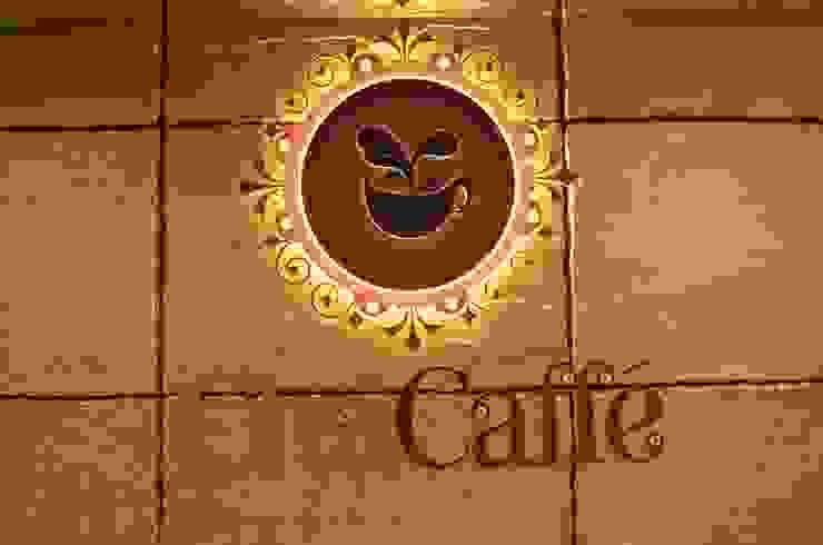 Chá Caffé – Felgueiras Espaços de restauração coloniais por Traço M - Arquitectura Colonial
