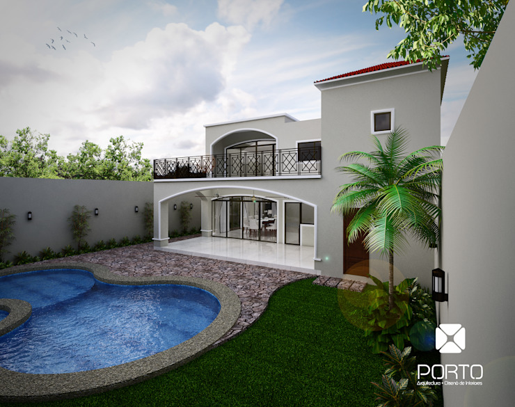 """""""Proyecto RR30"""" de PORTO Arquitectura + Diseño de Interiores"""