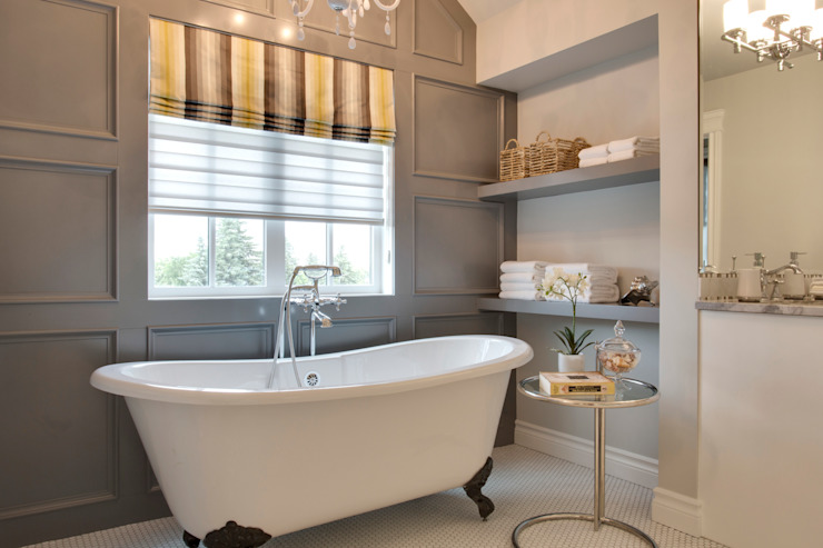 12 Tommy Prince Road SW Modern bathroom by Sonata Design Modern