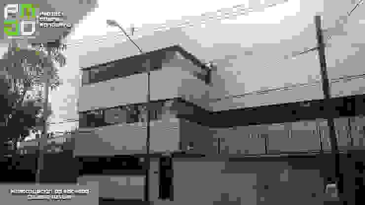 Despues de la remodelación. Casas modernas de PM ARQUITECTURA Y DISEÑO, S.A. DE C.V. Moderno
