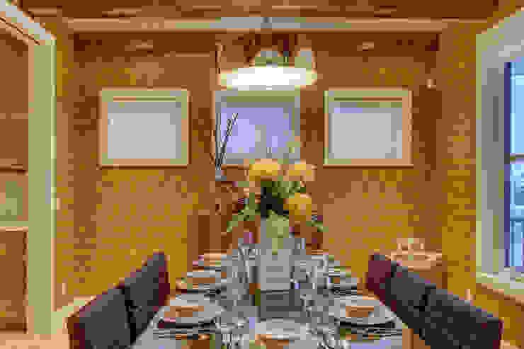 61 Paintbrush Park:  Dining room by Sonata Design,