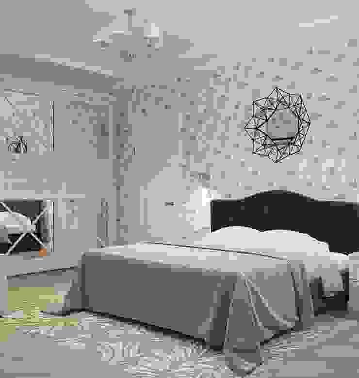 ДизайнМастер Classic style bedroom Grey