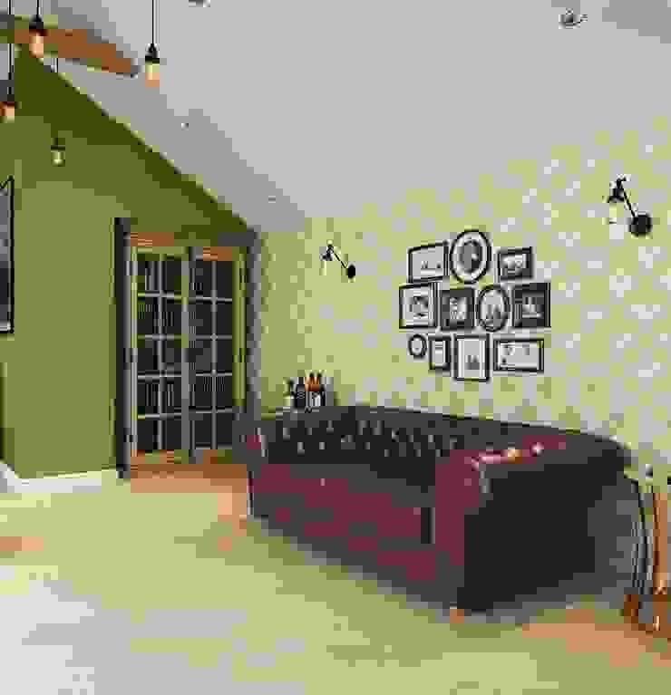 ДизайнМастер Study/office Green