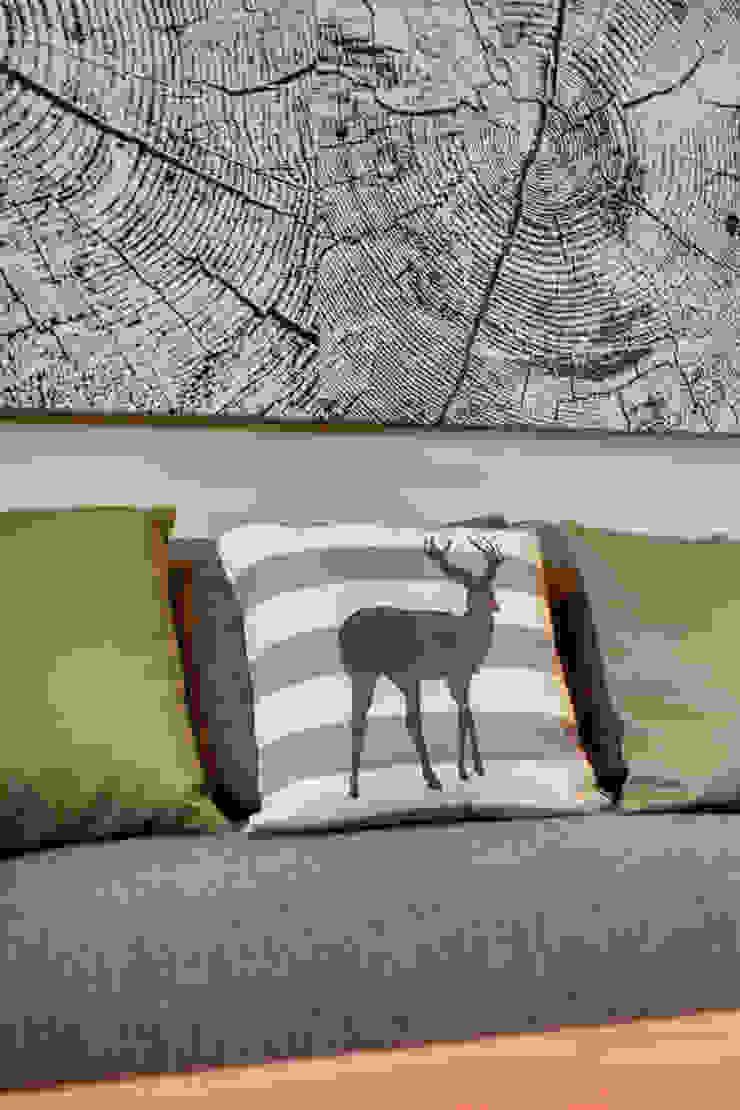 121 Hillcrest Drive Modern style bedroom by Sonata Design Modern