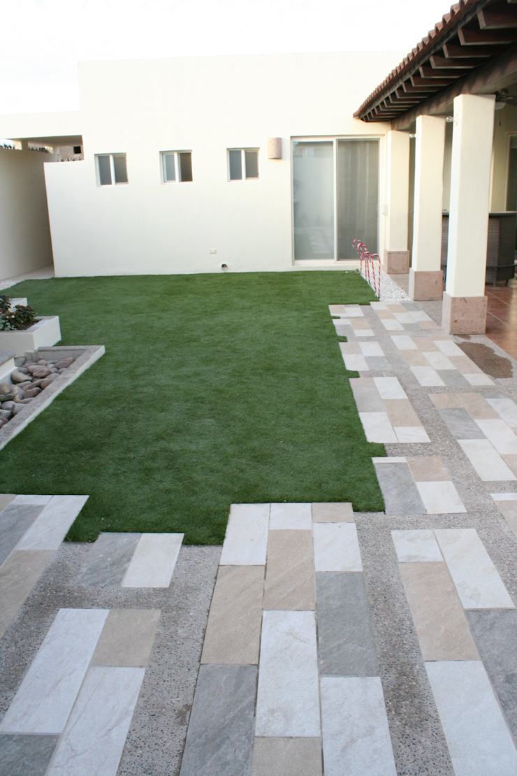 Daniel Teyechea, Arquitectura & Construccion Moderner Garten