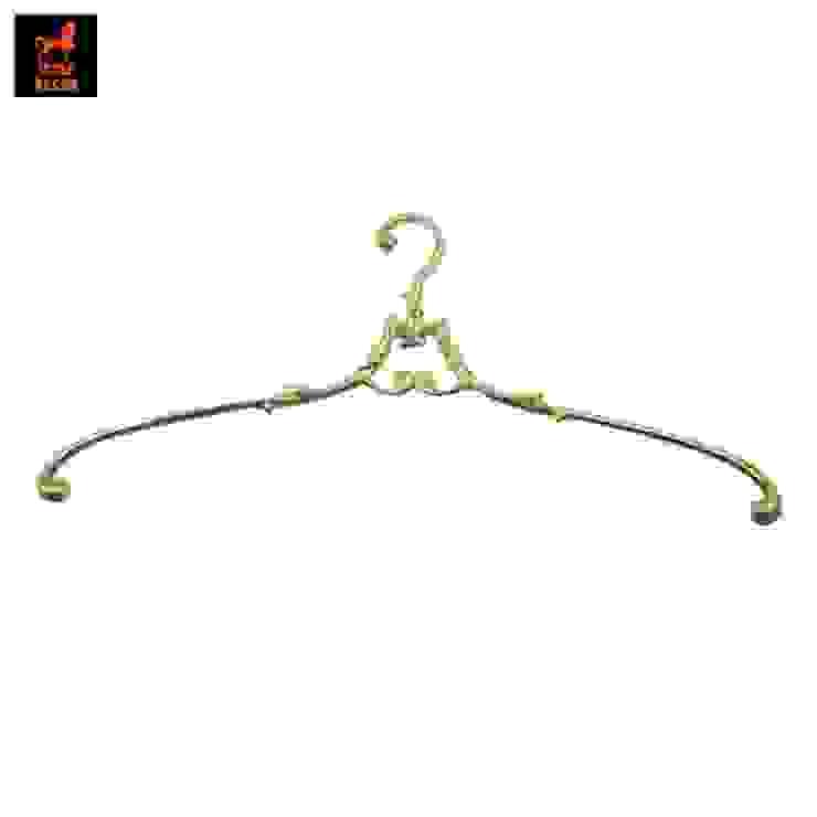 ไม้แขวนเสื้อทองเหลือง (Brass Hanger) โดย 1STEP DECOR