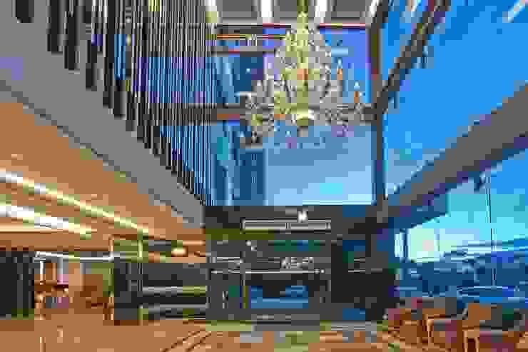 仁義湖岸大酒店 根據 延伸建築 室內設計 EXTENSION DESIGN STUDIO 現代風