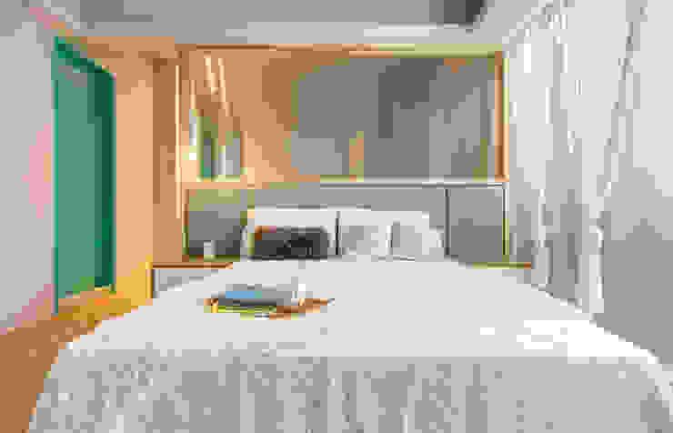 Bedroom by 磨設計,