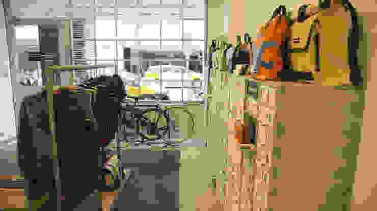 美式單車品牌 . 服飾店Nabiis 光島室內設計 博物館
