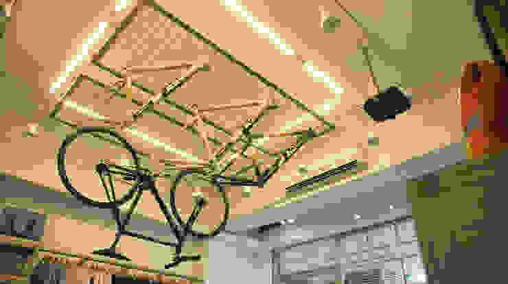 美式單車品牌 . 服飾店Nabiis 光島室內設計 商業空間