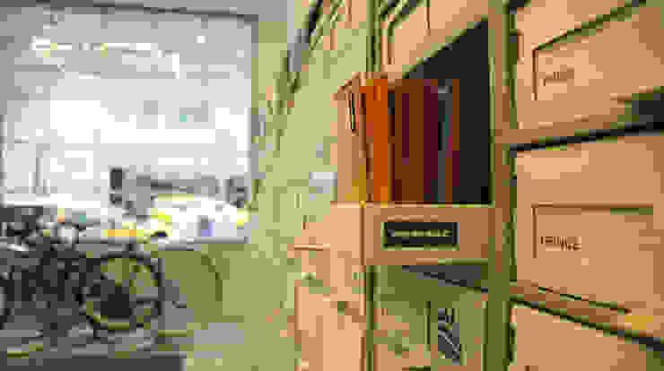美式單車品牌 . 服飾店Nabiis 光島室內設計 購物中心