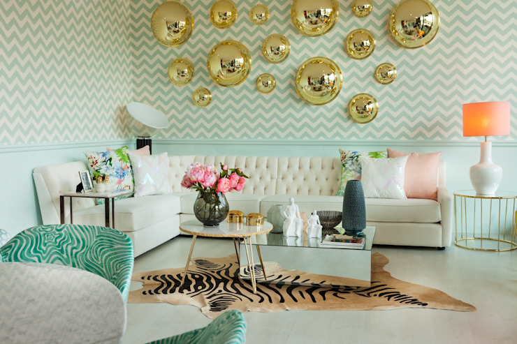 Dining room by Interdesign Interiores