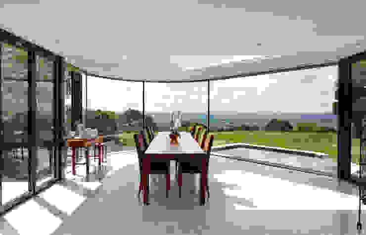 Internal Photo Trombe Ltd Modern Dining Room