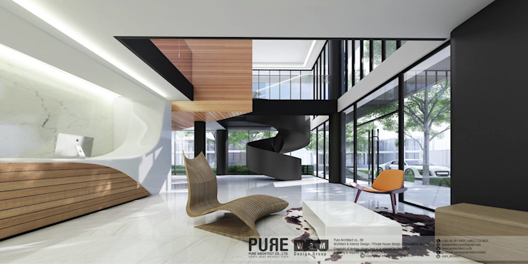 by Pure Architect Co., Ltd.