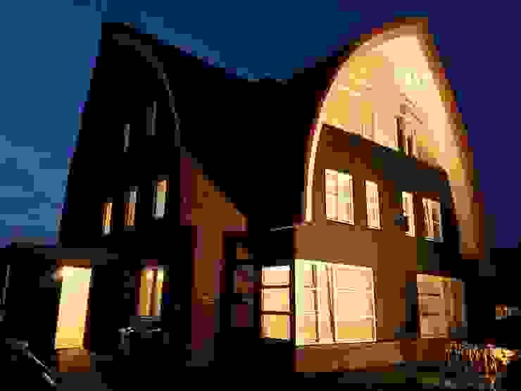 2 onder 1 kap woning Landelijke huizen van Brand I BBA Architecten Landelijk