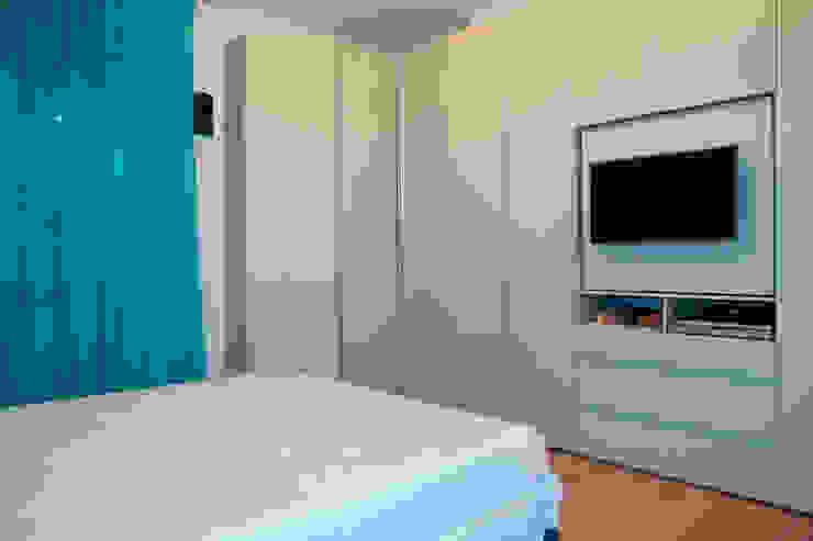 design Camera da letto minimalista di Luca Bucciantini Architettura d' interni Minimalista