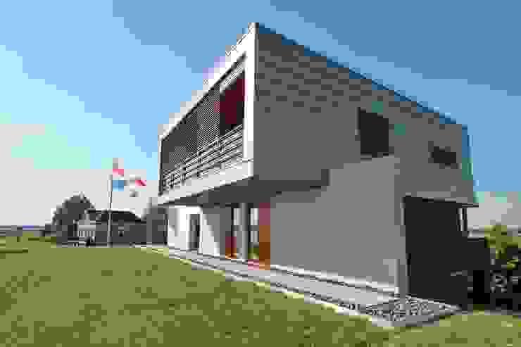 Nowoczesne domy od Brand I BBA Architecten Nowoczesny