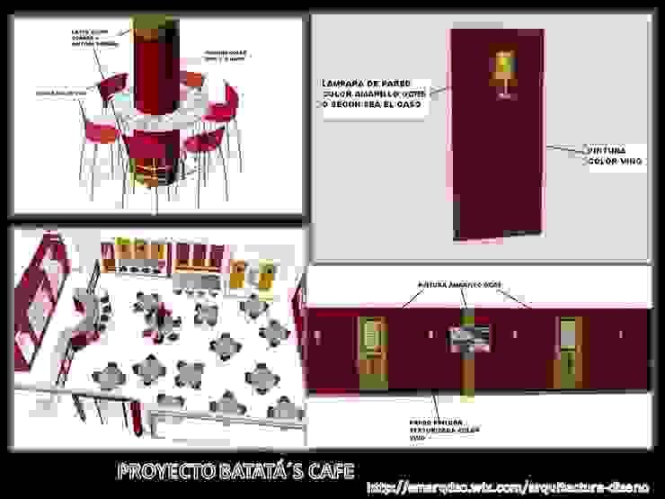 Batata's Café A.M. ARQUITECTURA +DISEÑO