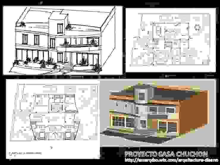 "Proyecto ""Casa Chuchon"" A.M. ARQUITECTURA +DISEÑO"