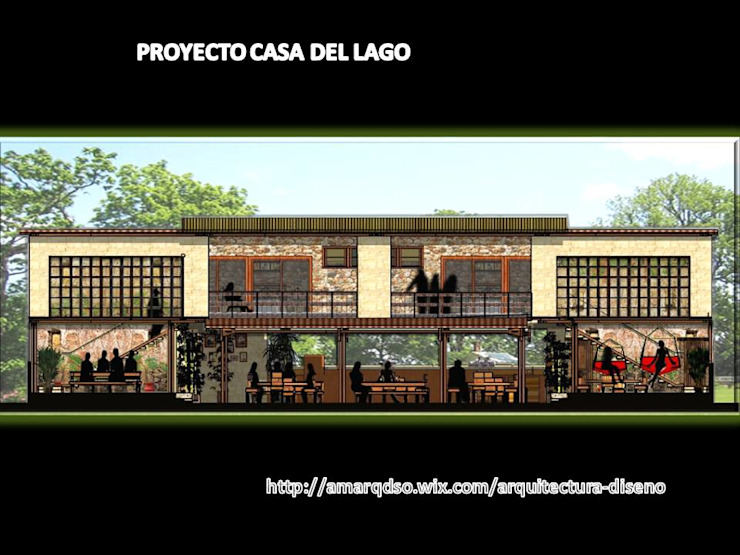 by A.M. ARQUITECTURA +DISEÑO