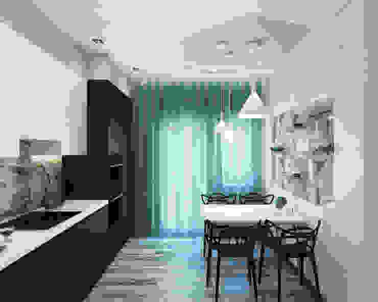 Center of interior design Kitchen