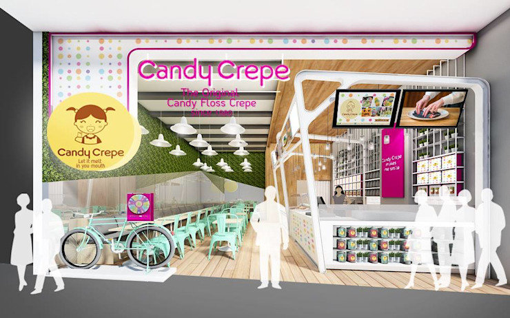 Candy crepe โดย DABstudio