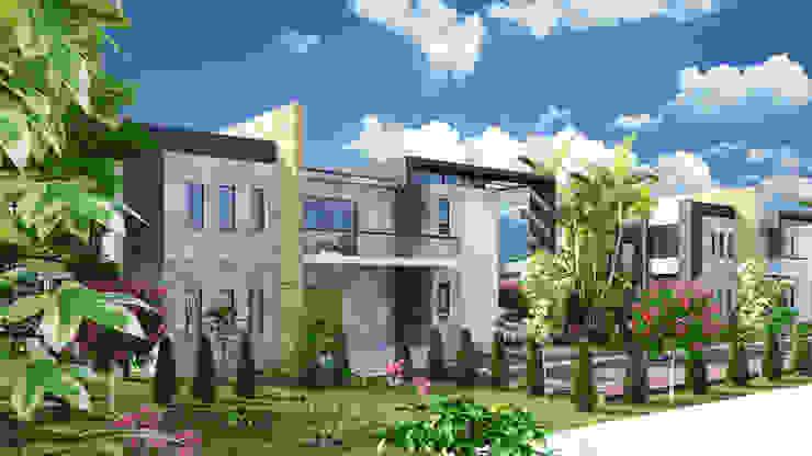 VİCİNİA HOMES Modern Evler SEKİZMİLİM Mimarlık Modern