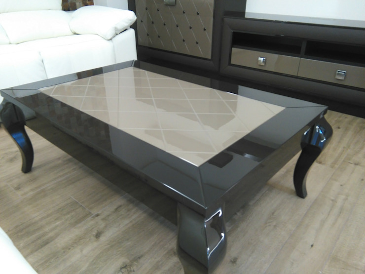 SQ-Decoración Living roomSide tables & trays