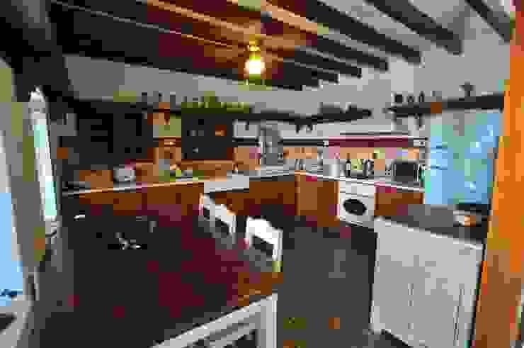Mediterranean style kitchen by homify Mediterranean