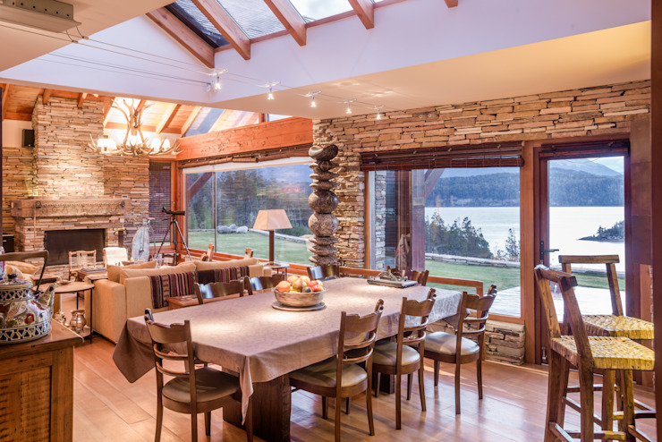 Modern Dining Room by Sidoni&Asoc Modern