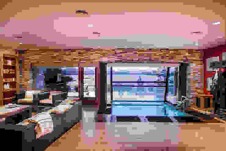 Vivienda Unifamiliar Spa modernos de Sidoni&Asoc Moderno
