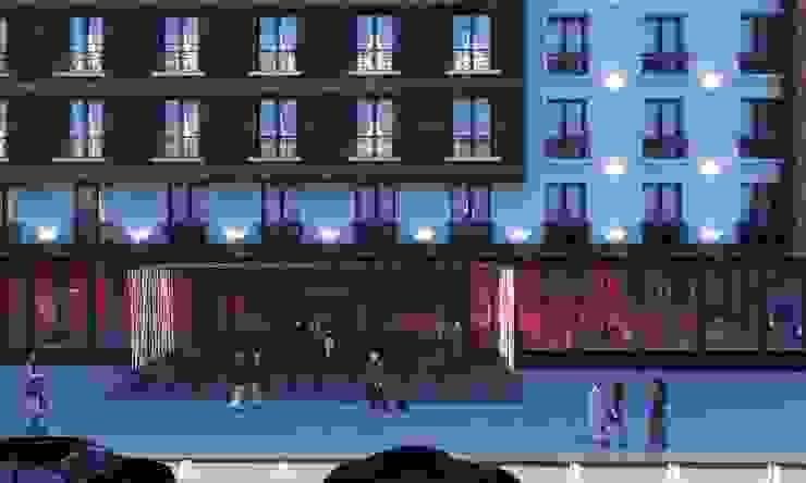 Neon Mimarlık – YALOVA PARK: modern tarz , Modern