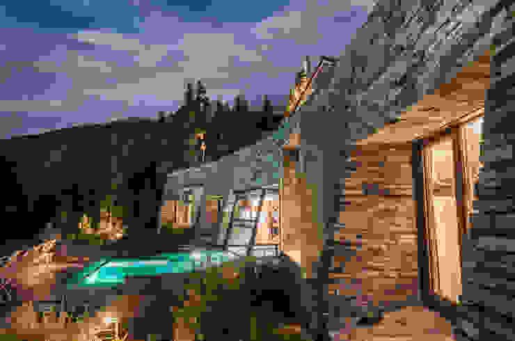 Vivienda Unifamiliar Casas modernas: Ideas, imágenes y decoración de Sidoni&Asoc Moderno