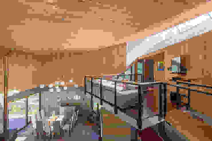 Casa El Maqui GITC Livings de estilo moderno
