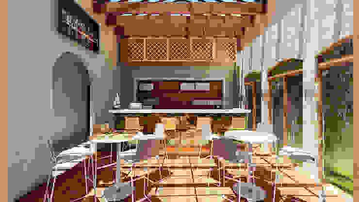Restaurante el Mesón Regio / Bar & Cata de licores de Grupo HAD