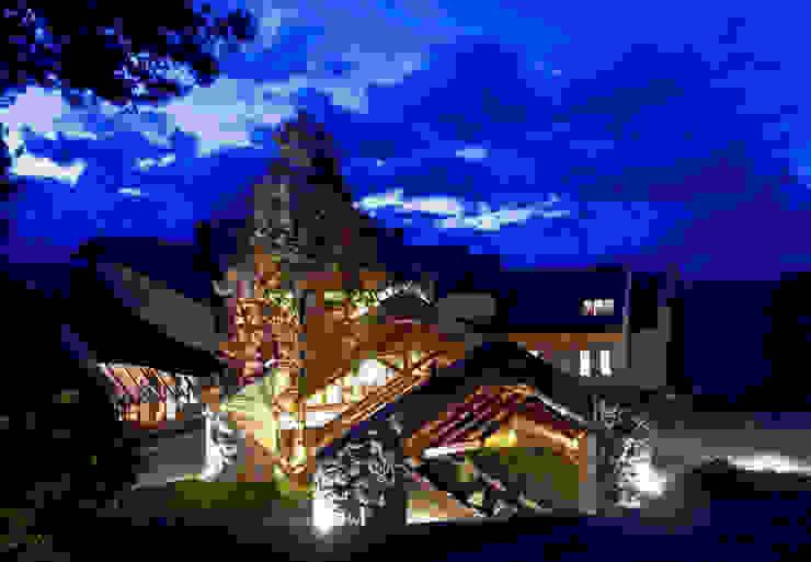 Hotel Sol Arrayan Casas modernas: Ideas, imágenes y decoración de Sidoni&Asoc Moderno