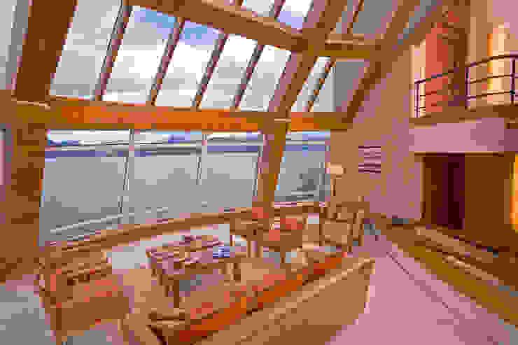 Hotel Sol Arrayan Livings modernos: Ideas, imágenes y decoración de Sidoni&Asoc Moderno