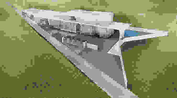 沐光森林 The green hostel 根據 竹村空間 Zhucun Design