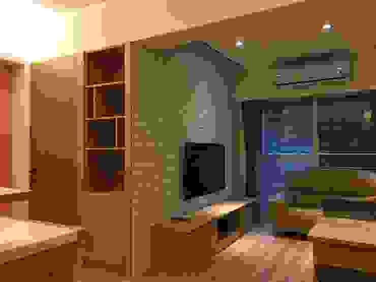裝潢免百萬 實用機能宅 根據 捷士空間設計(省錢裝潢) 隨意取材風 石板