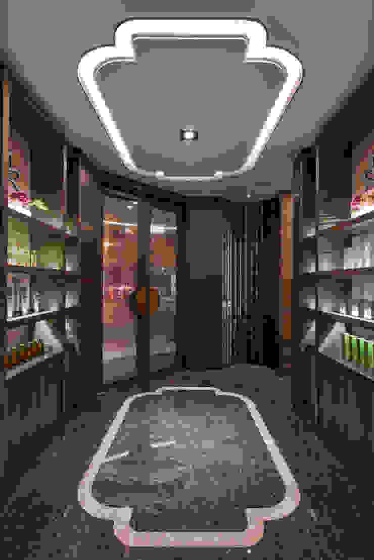 東方綺麗風華 | I'M SPA 會館 | 建築室內共同制作 根據 竹村空間 Zhucun Design