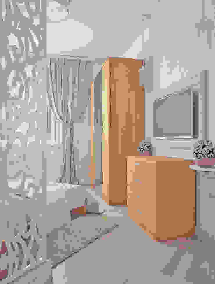 根據 Ирина Рожкова - частный дизайнер интерьера 古典風 MDF