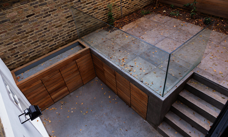 Extension & House Renovation SW18—London Modern houses by Diamond Constructions Ltd Modern