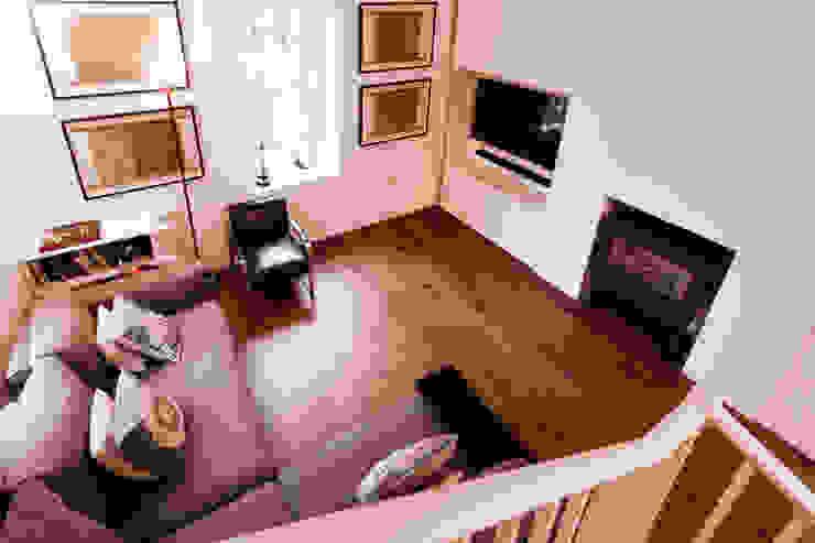 Extension & House Renovation SW18—London by Diamond Constructions Ltd Modern