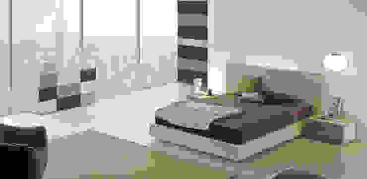 Mobiliário de quarto Bedroom furniture www.intense-mobiliario.com AAMET por Intense mobiliário e interiores; Moderno