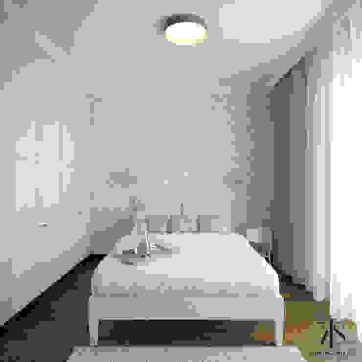 Klassieke slaapkamers van Kamińska Stańczak Klassiek