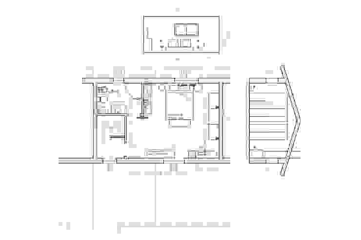 HOME SWEET (CANDY) HOME di Rachele Biancalani Studio Moderno